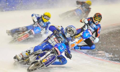 Neobus sponsorem  VII ICE RACING SANOK CUP